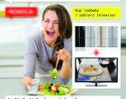 akcesoria kuchenne chłodziarko-zamrażarka Lodówka