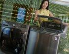 LG prezentuje szybkie i energooszczędne pralki