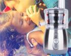 GOCLEVER Slow Juicer: wolnoobrotowa wyciskarka do soków (zaczynamy testy)