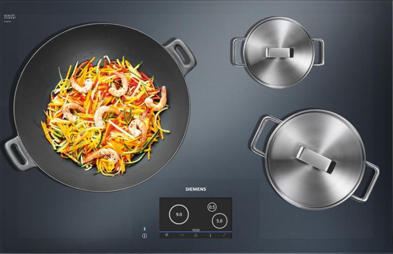 Gotuj Sprytniej Z Bezstrefowa Plyta Indukcyjna Od Siemens Agdmaniak