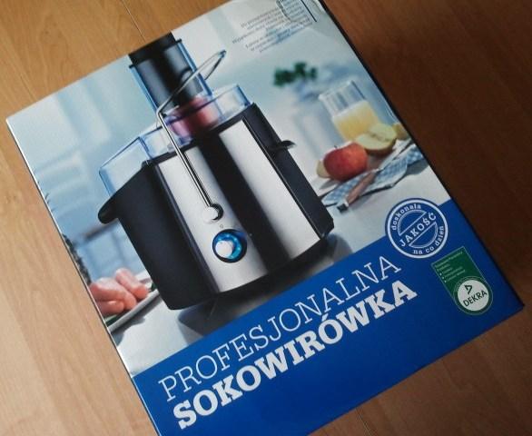 Test sokowirówki SW 5168 z Biedronki. Czy to sprzęt warty