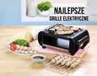 Grill grille elektryczne jaki grill elektryczny kupić najlepsze grille elektryczne
